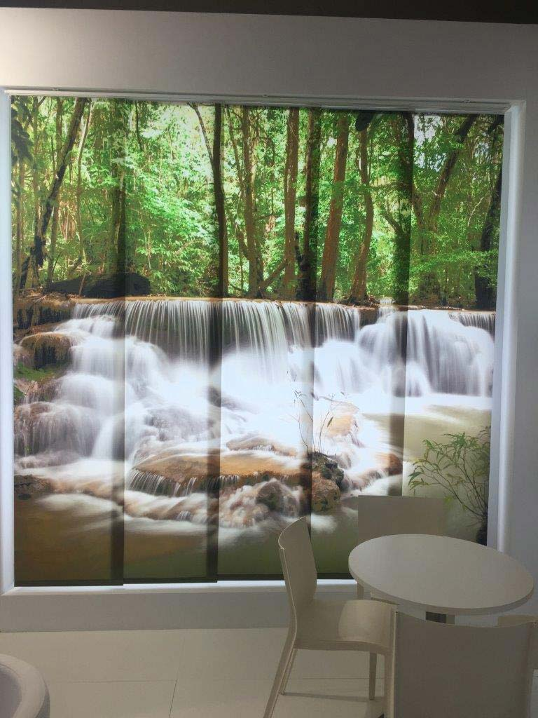 foto fl chenvorhang und ersatzpaneele ab 19 qm vom. Black Bedroom Furniture Sets. Home Design Ideas