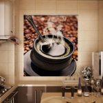 Fotorollo Küche