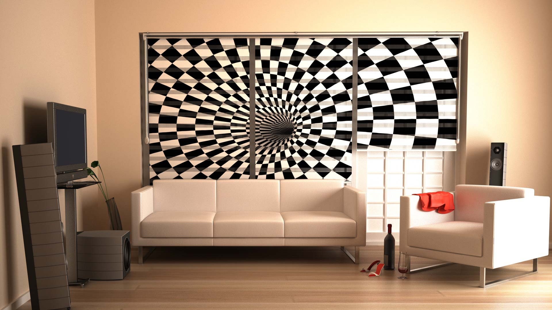 rollo bedruckt fabulous bayern mnchen lamellen rollo vorhang leinwand teppich nach eigenem foto. Black Bedroom Furniture Sets. Home Design Ideas