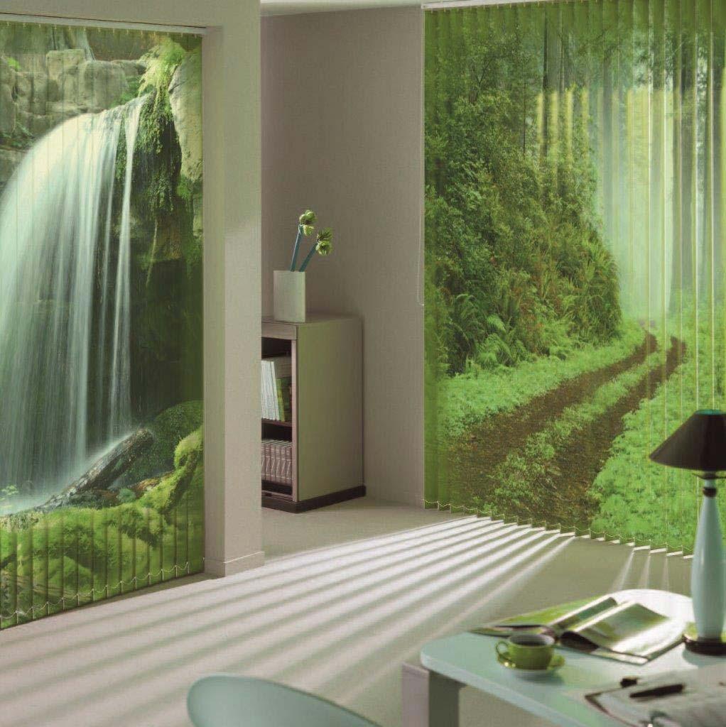 bedruckter Sichtschutz Raumteiler