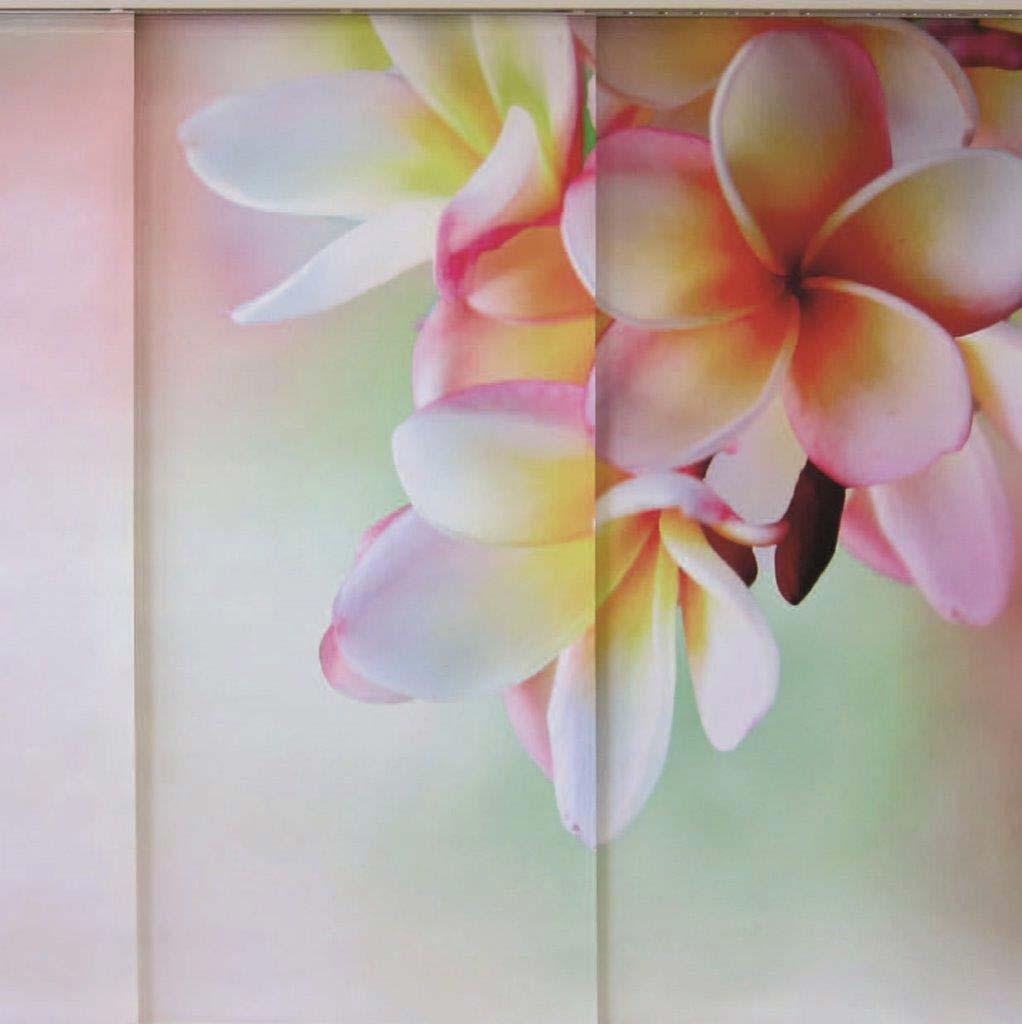 florales Paneel